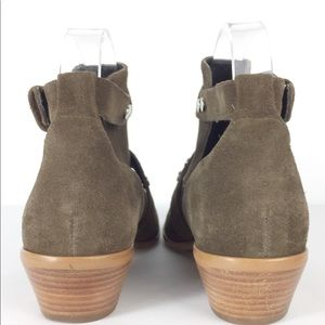 Rebecca Minkoff Shoes - Rebecca Minkoff Abigail studded ankle booties